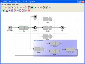 single server queue simulation in java Slide 12 of 23 slide 12 of 23.